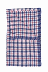 Coloured Check Tea Towel 430x630mm (10 Pack)