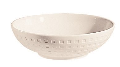 "Satinique Oatmeal / Cereal Bowl 4.7"" 12cm (24 Pack) Satinique, Oatmeal, Cereal, Bowl, 4.7"", 12cm"