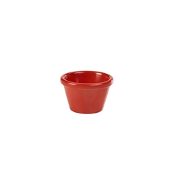 Ramekin 1.5oz Smooth Red (48 Pack) Ramekin, 1.5oz, Smooth, Red, Nevilles