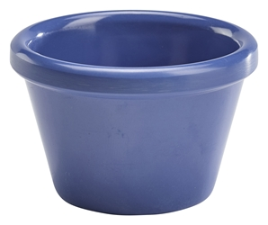 Ramekin 1.5oz Smooth Blue (48 Pack) Ramekin, 1.5oz, Smooth, Blue, Nevilles