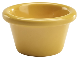 Ramekin 1.5oz Smooth Yellow (48 Pack) Ramekin, 1.5oz, Smooth, Yellow, Nevilles
