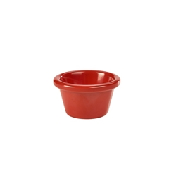 Ramekin 2oz Smooth Red (48 Pack) Ramekin, 2oz, Smooth, Red, Nevilles