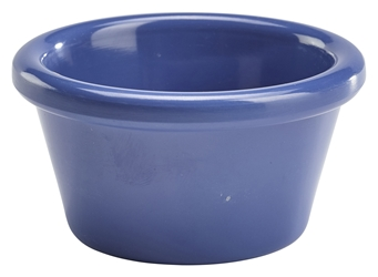 Ramekin 2oz Smooth Blue (48 Pack) Ramekin, 2oz, Smooth, Blue, Nevilles