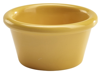 Ramekin 2oz Smooth Yellow (48 Pack) Ramekin, 2oz, Smooth, Yellow, Nevilles