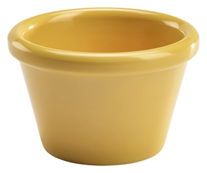 Ramekin 3oz Smooth Yellow (48 Pack) Ramekin, 3oz, Smooth, Yellow, Nevilles