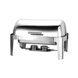 Delux Roll Top Chafer FULL SIZE (Each) Delux, Roll, Top, Chafer, FULL, SIZE, Nevilles