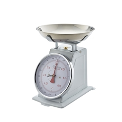Analogue Scales 2kg Graduated in 10g (Each) Analogue, Scales, 2kg, Graduated, in, 10g, Nevilles