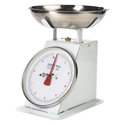 Analogue Scales 10kg Graduated in 50g (Each) Analogue, Scales, 10kg, Graduated, in, 50g, Nevilles