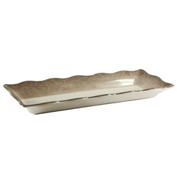 58 oz / 1.7Ltr, 17 1/2? X 6 3/4? / 520mm X 200mm Tray, Jazz (Single)
