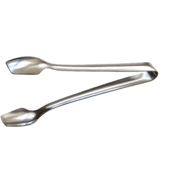 Sugar Tong Stainless Steel 11cm (Each) Sugar, Tong, Stainless, Steel, 11cm, Nevilles