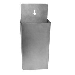 137mm x 83mm x 254mm Stainless Steel Cap Catcher