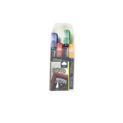 Waterproof Chalk Markers 4 Colour Pack (R, G, W, Bl) Medium (Each) Waterproof, Chalk, Markers, 4, Colour, Pack, R,, G,, W,, Bl, Medium, Nevilles