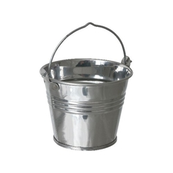 Stainless Steel Serving Bucket 7cm Diameter 4oz (Each) Stainless, Steel, Serving, Bucket, 7cm, Diameter, 4oz, Nevilles