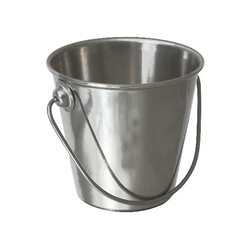 Stainless Steel Premium Serving Bucket 9cm Diameter (Each) Stainless, Steel, Premium, Serving, Bucket, 9cm, Diameter, Nevilles