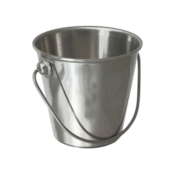 Stainless Steel Premium Serving Bucket 7cm Diameter (Each) Stainless, Steel, Premium, Serving, Bucket, 7cm, Diameter, Nevilles