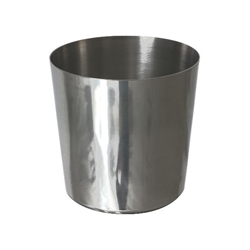 Stainless Steel Serving Cup 8.8 x 9cm (Each) Stainless, Steel, Serving, Cup, 8.8, 9cm, Nevilles