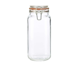 Genware Glass Terrine Jar 2L (Each) Genware, Glass, Terrine, Jar, 2L, Nevilles