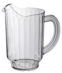 Ice Lipped Pitcher 64oz / 185cl (6 Pack)