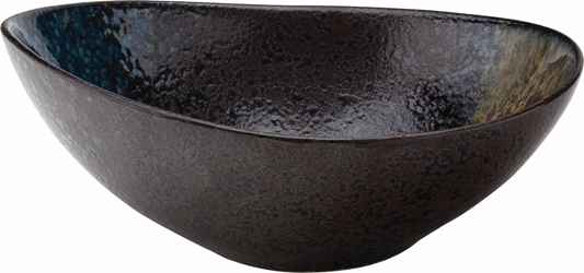 "Osaka Oval Bowl 10"" / 27cm (6 Pack)"