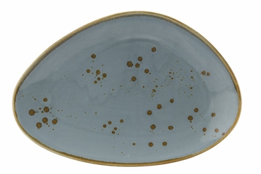 "Earth Thistle Oblong Plate 14"" / 35.5cm (6 Pack)"