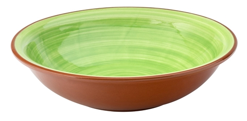 "Salsa Green Bowl 8"" / 20.5cm (12 Pack)"
