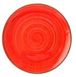 "Salsa Red Plate 7.75"" / 20cm (12 Pack)"