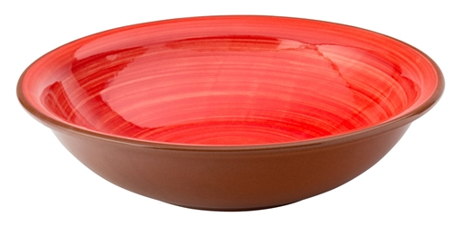 "Salsa Red Bowl 8"" / 20.5cm (12 Pack)"