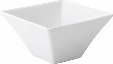 "Square Bowl 5"" / 12.5cm 13oz / 37cl (6 Pack)"