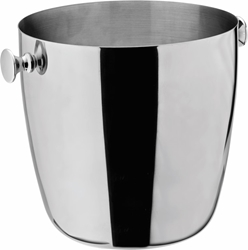 "Stainless Steel 18/10 Champagne Bucket 8.5"" / 21.5cm (each)"