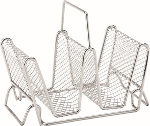 "Wire Taco Holder 8"" / 20cm (12 Pack)"