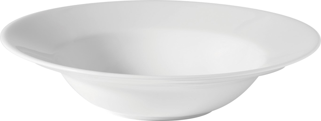 "Pasta Dish / Winged 12"" / 30cm 27.5oz / 78cl (6 Pack)"