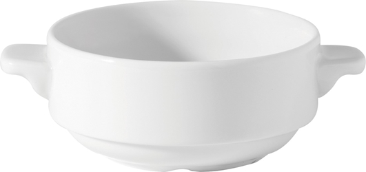 Lugged Soup Bowl 10oz / 28cl (6 Pack)