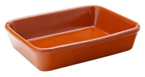 "Rectangular Dish 7.5 x 5.5"" / 19 x 14cm 19.75oz / 56cl (22 Pack)"