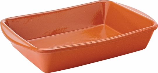 "Handled Rectangular Dish 11.5 x 7.75"" / 29 x 19.5cm 55oz / 156cl (9 Pack)"