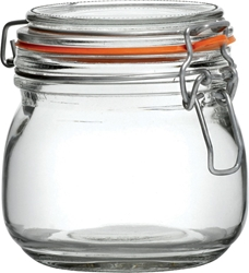 Preserving Jar 0.5L (12 Pack)