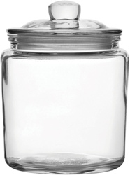 Biscotti Jar Small 0.9L (12 Pack)