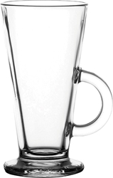 Toughened Columbia Latte Glass 10oz / 28cl (12 Pack)