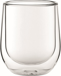 Double - Walled Latte Glass 9.7oz / 27cl / Replacement for R90008 (12 Pack)