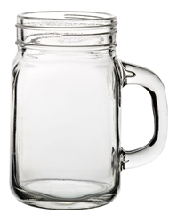 Tennessee Handled Jar 15oz / 43cl (24 Pack)
