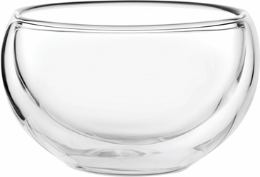 Double Walled Mini Dip Dish 3oz / 9cl (6 Pack)