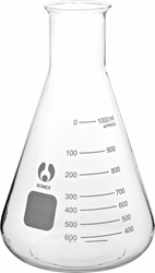 Conical Flask 1000ml (6 Pack)