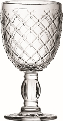 Lattice Goblet 11.5oz / 33cl (6 Pack)