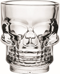 Skull Shot 1.5oz / 4.5cl (24 Pack)