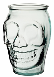 Tall Skull Jar 18oz / 52cl (6 Pack)
