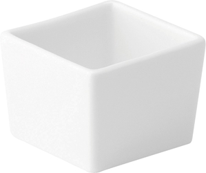 "Deep Square Dish 2.5"" / 6.5cm (6 Pack)"