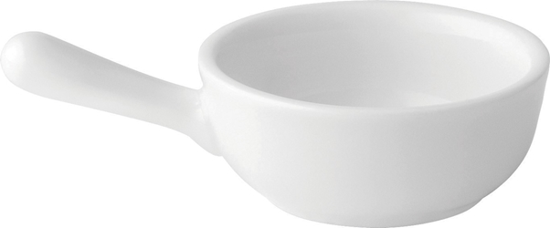 "Mini Sauce Boat 2.5"" / 6.5cm 1oz / 3cl (6 Pack)"