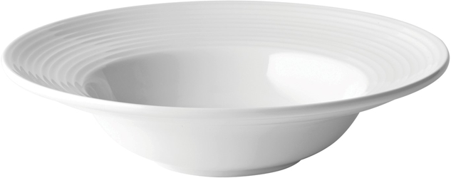 "Edge Deep Winged Pasta Plate 10"" / 25cm (6 Pack)"