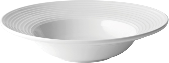 "Edge Deep Winged Pasta Plate 12"" / 30cm (6 Pack)"
