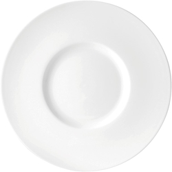 "Mira Wide Rim Salad Plate 9.25"" / 24cm (6 Pack)"