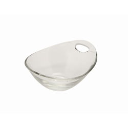 Handled Glass Bowl 10cm Diameter (6 Pack) Handled, Glass, Bowl, 10cm, Diameter, Nevilles